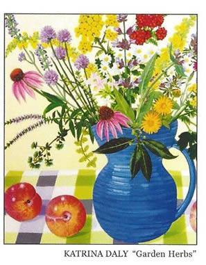 """Katrina Daly - """"Garden Herbs"""""""